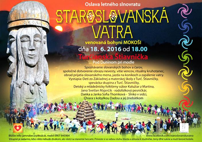 Turčianska Štiavnička ::Oslava letného slnovratu